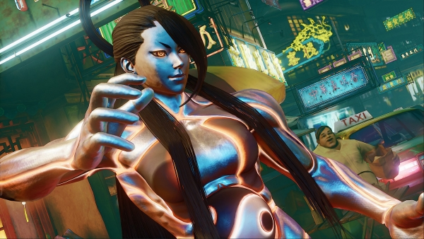 Street Fighter V: Champion Edition adds Seth