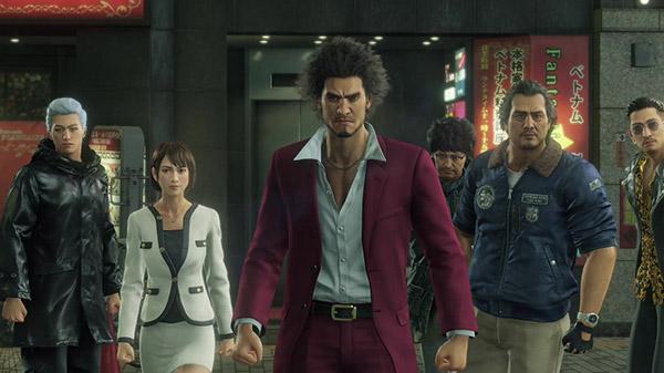 Yakuza Like A Dragon Latest Gameplay Trailer Gematsu