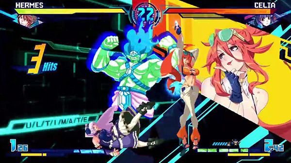 Chaos Code: Next Episode of Xtreme Tempest