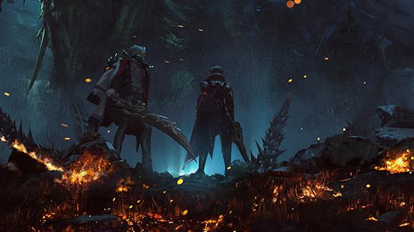 Code Vein DLC 'Hellfire Knight'