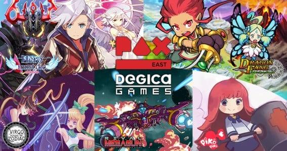 Degica Games