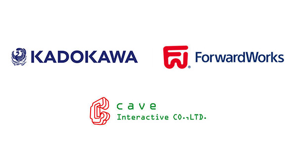 ForwardWorks x Kadokawa x Cave