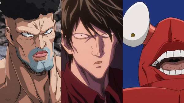 One Punch Man A Hero Nobody Knows Adds Puri Puri Prisoner Sneck And Crablante Gematsu See over 34 puri puri prisoner images on danbooru. gematsu