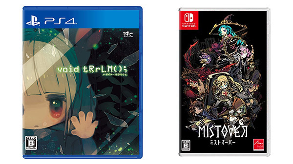This week's Japanese game releases: Void tRrLM() //Void Terrarium, Mistover, more
