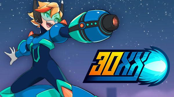 20XX co-op action platformer sequel 30XX announced for consoles, PC