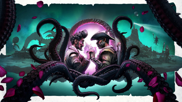 Borderlands 3 DLC 'Guns, Love, and Tentacles: The Marriage of Wainwright & Hammerlock'