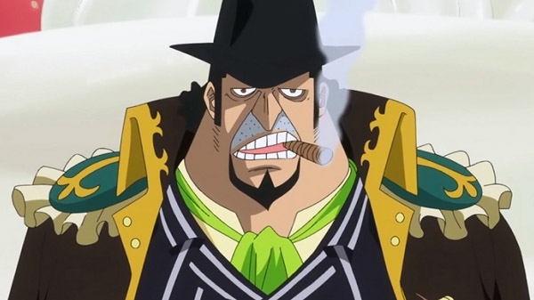 One Piece: Pirate Warriors 4 adds Capone Bege