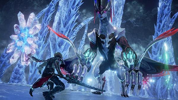 Code Vein DLC 'Frozen Empress'