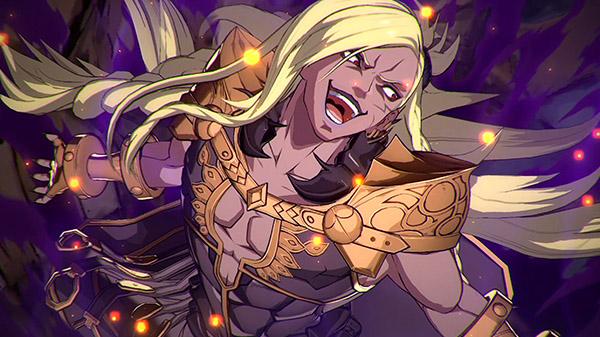 Granblue Fantasy: Versus DLC character Beelzebub