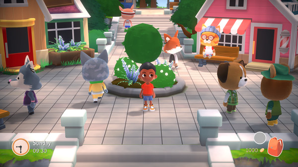 Community simulation game Hokko Life announced for PC