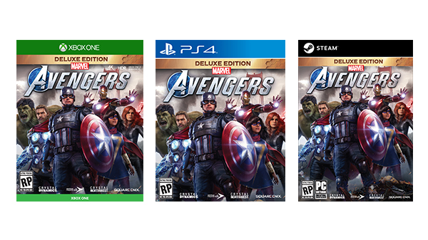 Marvel's Avengers achievements list leaks story details