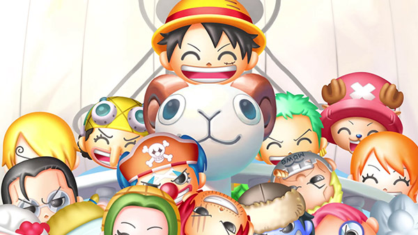 One Piece: Bon! Bon! Journey!!