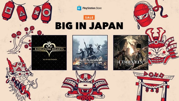Playstation Store Big In Japan Sale Begins February 21 In The