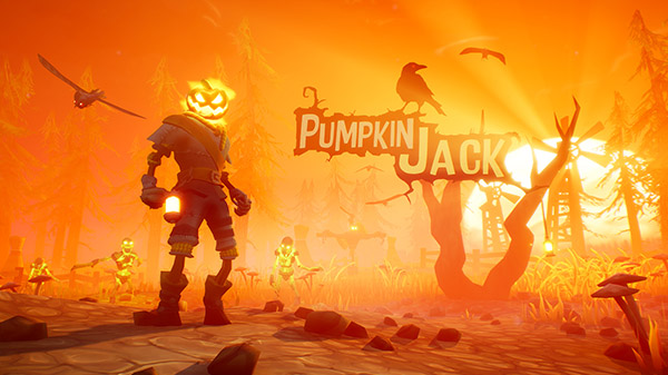 3D platformer Pumpkin Jack announced for PS4, Xbox One, Switch, and PC
