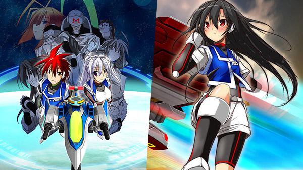 Ginga Force and Natsuki Chronicles
