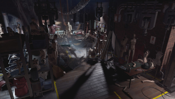 Resident Evil Resistance shows off new maps and playable villains