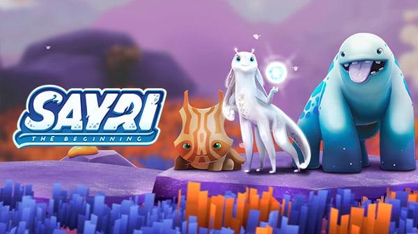 Sayri: The Beginning