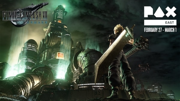 Final Fantasy VII Remake at PAX East 2020