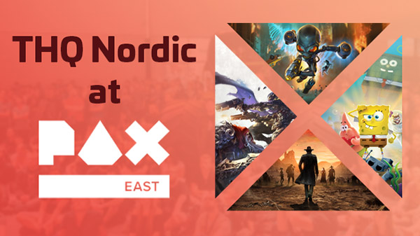 THQ Nordic announces PAX East 2020 lineup