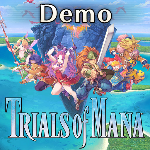Trials of Mana demo PlayStation Store listing leaked