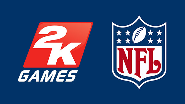 2K Games and NFL