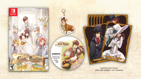 Code: Realize ~Future Blessings~
