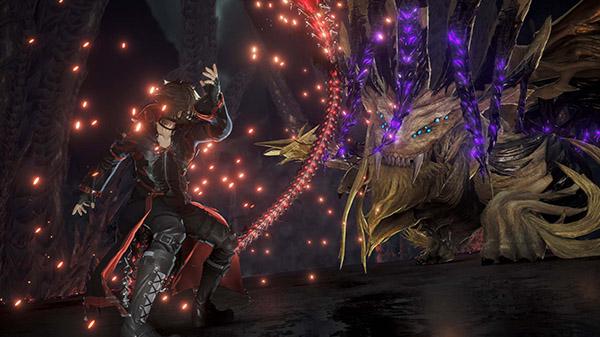 Code Vein DLC 'Lord of Thunder'
