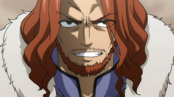 Fairy Tail - Gildarts Clive