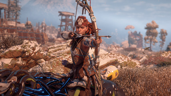Horizon Zero Dawn PC is coming this summer
