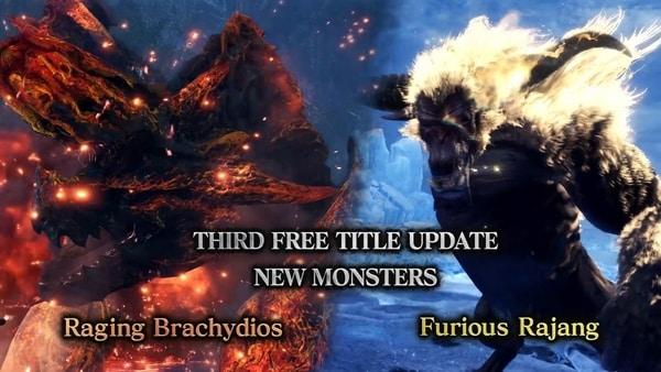 Monster Hunter World: Iceborne expansion third major update