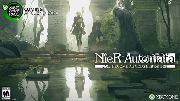 NieR: Automata Become as Gods Edition - Xbox Game Pass