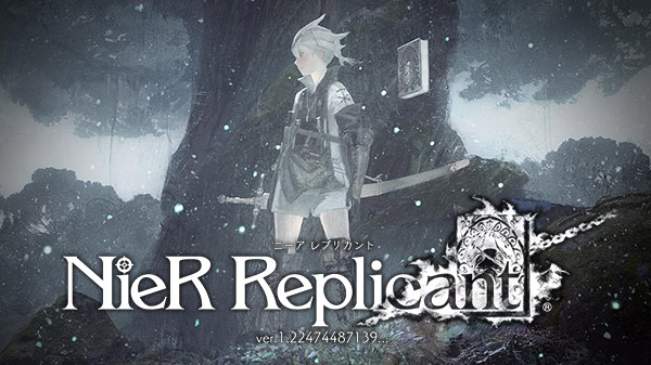 Image result for PS4 Nier Replicant Ver. 1.22474487139