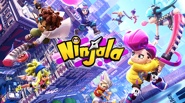 Ninjala launches May 27, is free-to-play - Gematsu