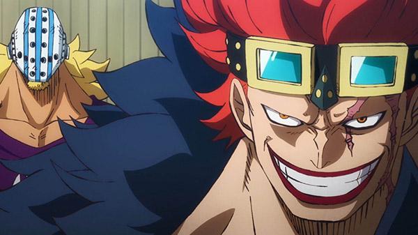 One Piece - Eustass Kid
