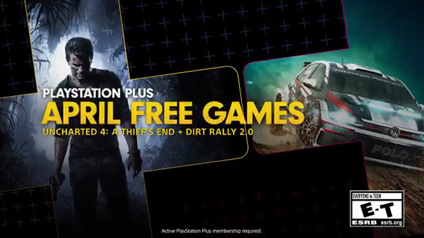PlayStation Plus free games for April 2020 announced - Gematsu