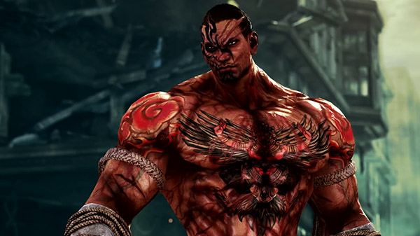Tekken 7 Dlc Character Fahkumram Launches March 24 Gematsu