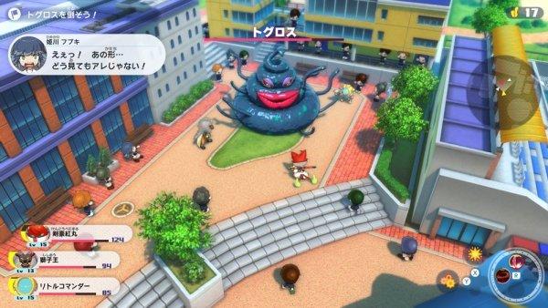 Yo-kai Watch Jam: Yo-kai Academy Y - Waiwai Gakuen Seikatsu