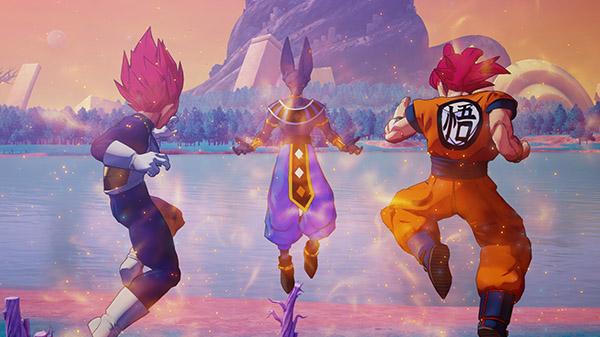 Dragon Ball Z: Kakarot DLC 'A New Power Awakens - Part 1'