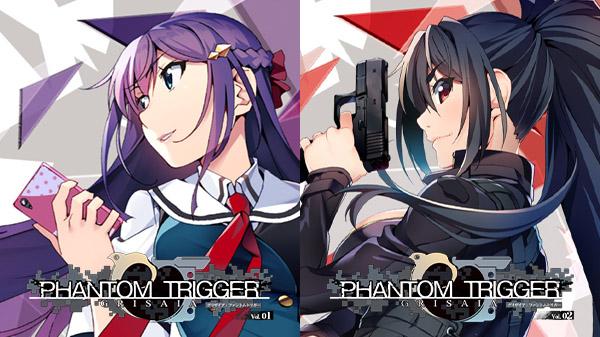 Grisaia: Phantom Trigger 01 & 02
