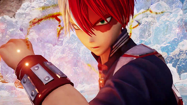 Jump Force Deluxe Edition Coming To Switch In 2020 Dlc Character Shoto Todoroki And Character Pass 2 Announced Gematsu