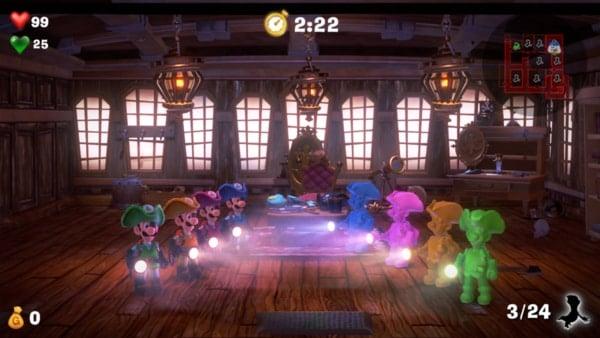 Luigi's Mansion 3 DLC 'Multiplayer Pack - Part 2'