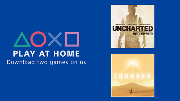 Covid 19 coronavirus: Sony launches free PS4 games Uncharted and Journey