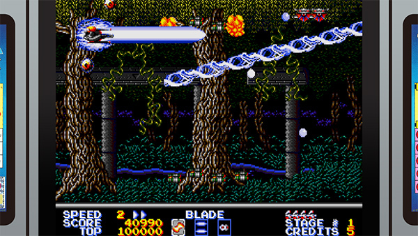 Sega Ages Thunder Force AC