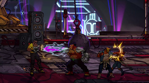 Streets of Rage 4 Gets April Release Date