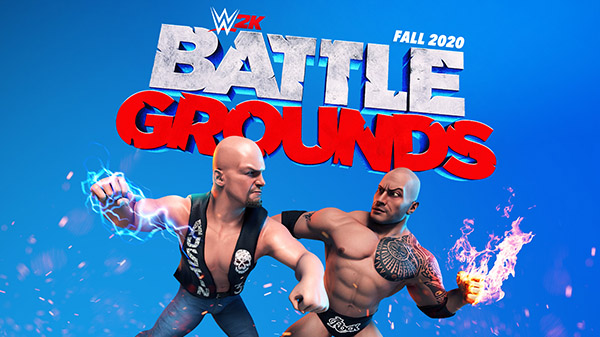 More Details On WWE 2k Battlegrounds Video Game