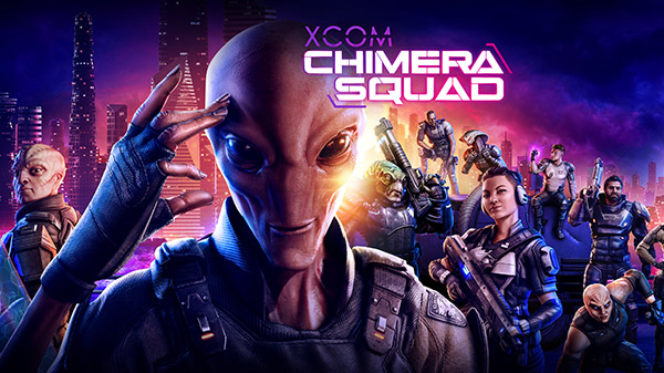 XCOM: Chimera Squad announced for PC