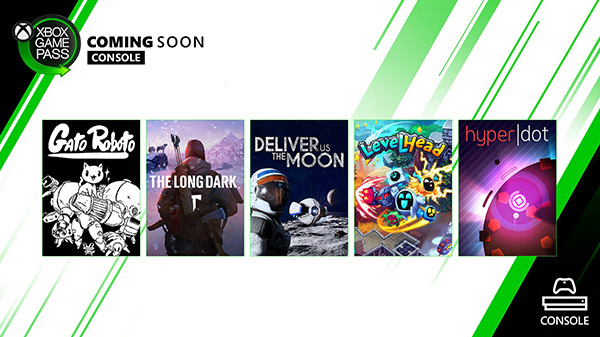 Xbox Game Pass for Console adds The Long Dark, Gato Roboto, Deliver Us the Moon, and more in April