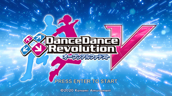 Dance Dance Revolution V