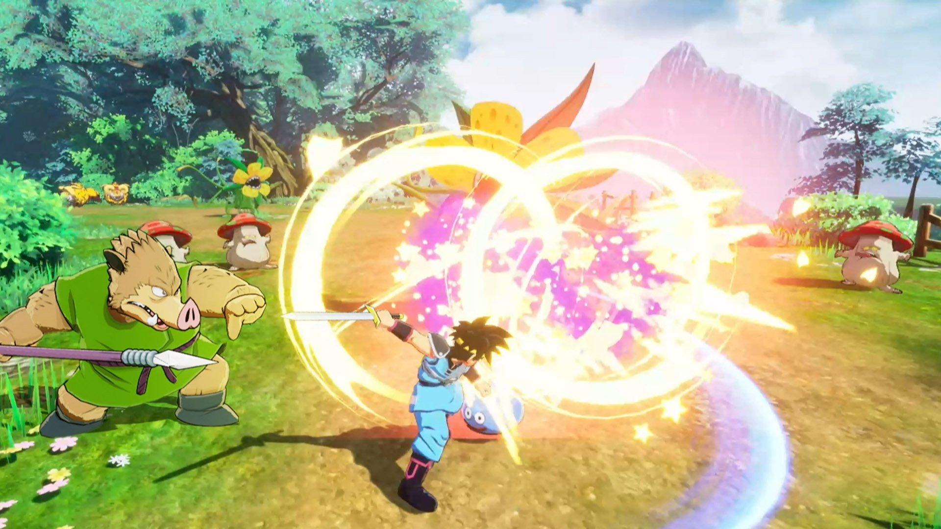 Infinity Strash - Dragon Quest: The Adventure of Dai