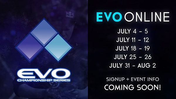 EVO Online 2020